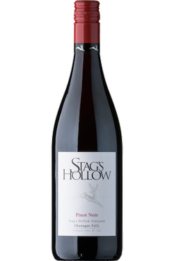 2018 Pinot Noir Stag's Hollow Vnyd